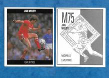 Liverpool Jan Molby Denmark F75